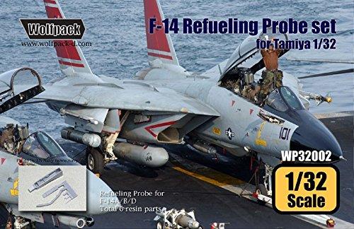 【驚きの価格が実現!】 ウルフパック1 : 32 F Tomcat - KIT 14 Tomcat : RefuelingプローブSet for TAMIYA KIT – 樹脂# wp32002 B017COVXWU, 加治川村:a1278053 --- calloffice.com.tr