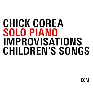 Solo Piano Improvisations/Children's Songs [3 CD]