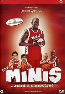 the minis... nani a canestro! regia di valerio zan [Italia] [DVD]