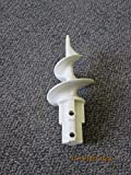 White Nylon Auger