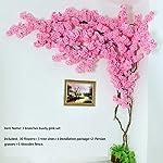 Artificial-Cherry-Blossom-Tree-Wall-Pipe-Interior-Decoration-Background-Cherry-Blossom-Cane-Fake-Flowers-Fake-Vine-Vines-Make-ScType-C