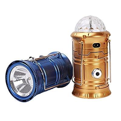 FidgetFidget Lanterns Magic Camping Light USB Rechargeable Charging Outdoors Camping New QP98