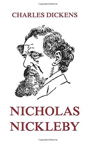 Book cover for Nicholas Nickleby
