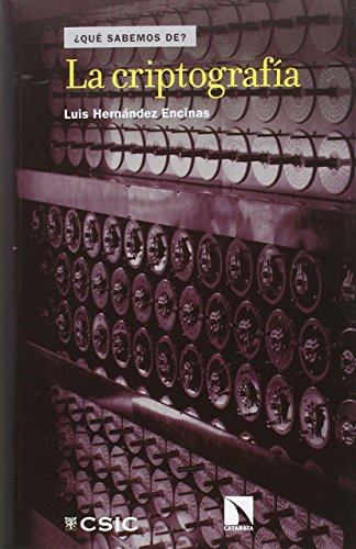 Descargar Libro La Criptografía Luis Hernández Encinas