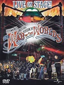 Jeff Wayne's Musical Version Of The War Of The Worlds (2 Dvd) [Italia]