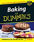 Baking for Dummies, Emily Nolan, 0764554204