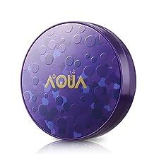 AQUA+ Aurora Moisturizing Air Cushion Foundation with active Hyaluronic Acid (CC cream)