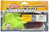 #4: PowerBait FW Power Worms Fishing Bait