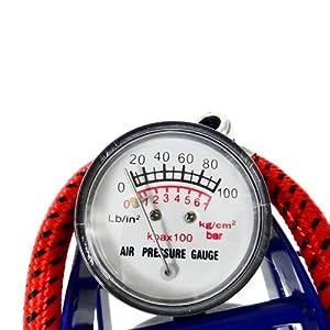 High Pressure Air Foot Pump (100 PSI)