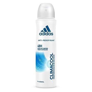 utterly stylish new style uk availability Adidas Climacool 48h Performance Anti-perspirant Deodorant and Body Spray  for Women 150ml = 5.07oz