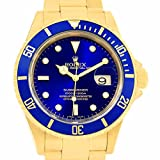 Rolex Submariner automatic-self-wind mens Watch 16618 (Certified Pre-owned)
