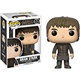 Bran Stark: Funko POP! x Game of Thrones Vinyl Figure + 1 FREE Official Game of Thrones Trading Card Bundle (12332)