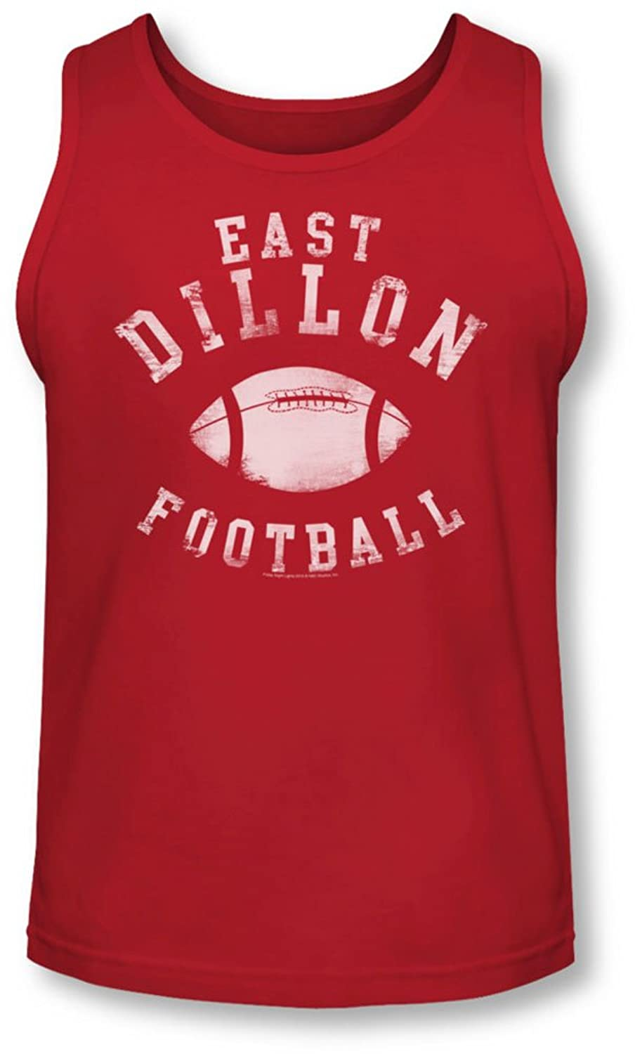 Friday Night Lts - Mens East Dillon Football Tank-Top