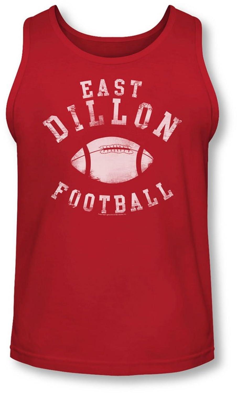 Friday Night Lts - Mens East Dillon Football Tank-Top