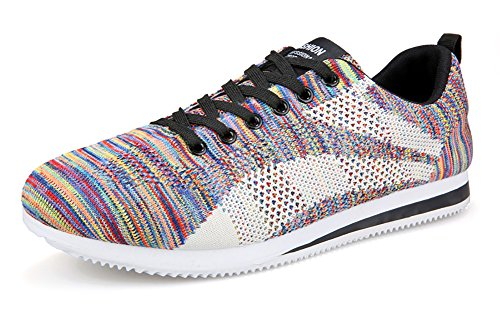 Shoes Sports Town Flyknit 66 No Colorful Men Sneakers Running HAtYwtxg