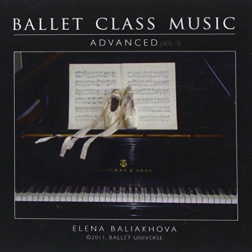 Ballet Class Music 3 Advanced