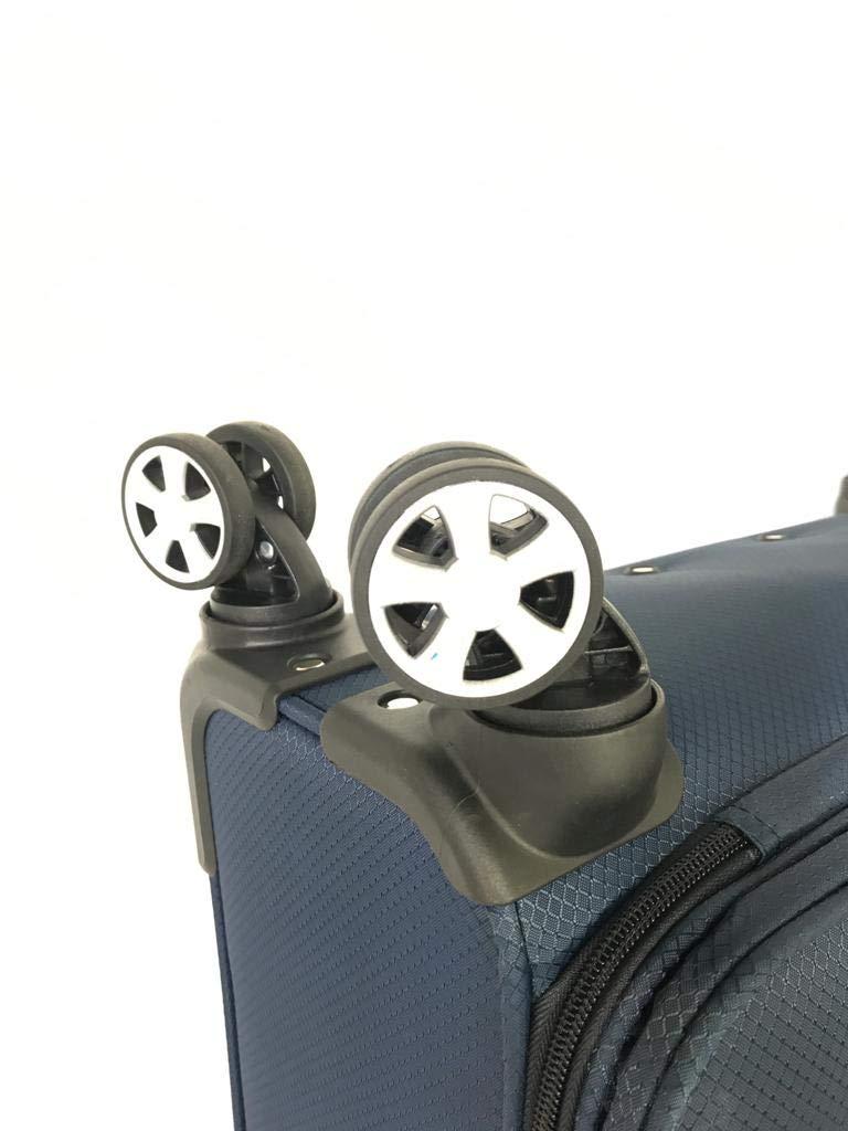 Amazon.com: Maleta con 4 ruedas para ordenador portátil, con ...