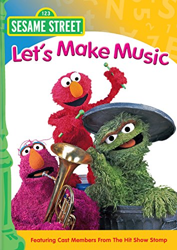 Sesame Street: Let's Make (Street Percussion)