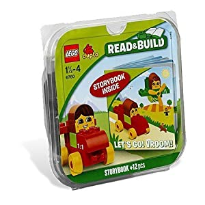 LEGO DUPLO Read & Build, Let