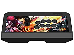 HORI Real Arcade Pro 4 Kai Fight Stick King of Fighters XIV Edition for PS 4 & PS 3