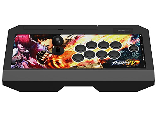 HORI-Real-Arcade-Pro-4-Kai-Fight-Stick-King-of-Fighters-XIV-Edition-for-PS-4-PS-3