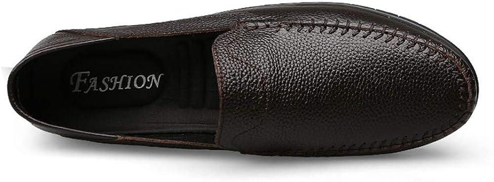 Bon Soir Man Moccasin Adults Fashion Loafers Men Driving Doug Shoes
