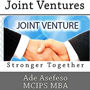 Joint Ventures Audiobook