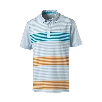 PUMA SS Top Shelf 570513-02 - Polo de Golf para Hombre (Talla L ...