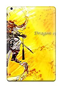 Ipad Mini/mini 2 Hard Back With Bumper Silicone Gel Tpu Case Cover Sohryuden Legend Of The Dragon Kings Sending Free Screen Protector