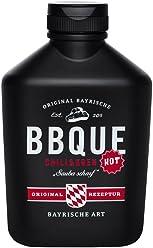 """BBQUE Bayrische Barbecue Sauce """"Chili & Kren"""" 472g"""