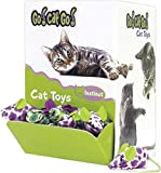 090049 Go Cat go Mini Wild Mouse Chase Bulk Display , 48Piece