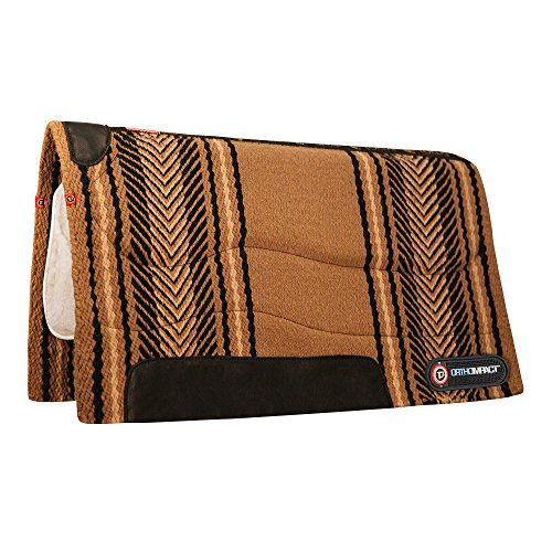(T3 Woven Pad with Woolback Liner with Advanced Ergonomic Inserts)