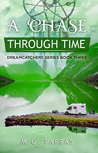 A Chase Through Time: An RV road trip to Nevada desert will allow the DreamCatchers to travel from China to NY to meet eggshell artists and fashion icons that will teach them Balance in the Universe