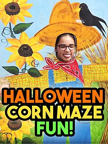 Clip: Halloween Corn Maze Fun!