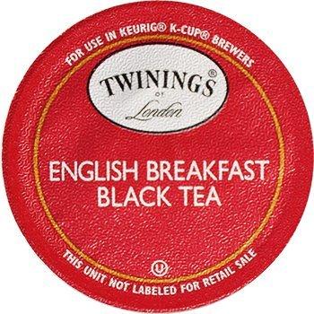 Twinings English Breakfast Tea K-Cups 96ct