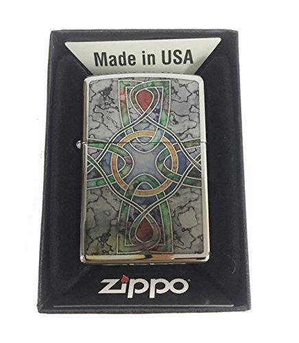 Zippo Chrome Ring - 9