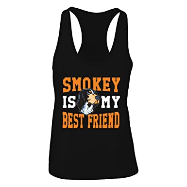 new product dc39b 8efa1 FanPrint Smokey is My Best Friend Tennessee Volunteers ...