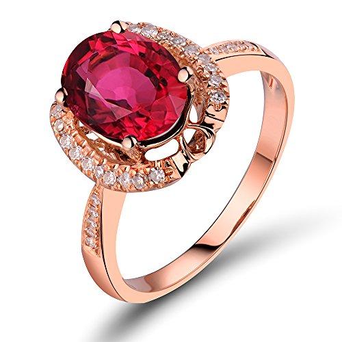 pomellato-tourmaline-pink-14k-rose-gold-engagement-gemstone-ring-for-women