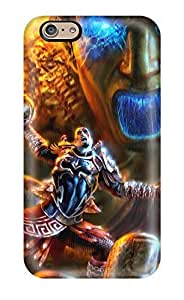 Durable Protector Case Cover With Video Game God Of War Hot Design For Iphone 6