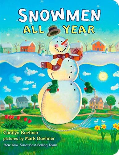 Halloween At Four Seasons Mall (Snowmen All Year Board Book)