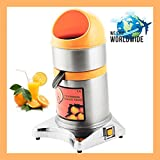 PROFESSIONAL Commercial Juice Extractor Stainless Steel Juicer Machine 220V