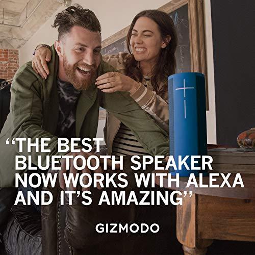 Ultimate Ears Blast Portable Wi-Fi/Bluetooth Speaker with Hands-Free Amazon Alexa Voice Control (Waterproof)