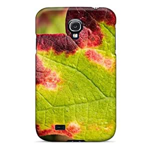 Galaxy S4 Case Slim [ultra Fit] Nature Grape Leaf Protective Case Cover