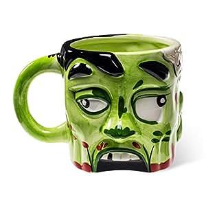 Zombie taza cabeza
