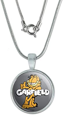 Garfield pendant
