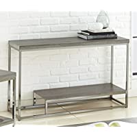Steve Silver Company Lucia Sofa Table, 47 x 16 x 29