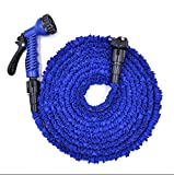 ZLJTYN Che Bang Bang Car Washing Machine Water Gun Household Brush Flushing Tool Kit High Pressure Spray Gun Head Watering Hose Hose Expansion Hose,23m