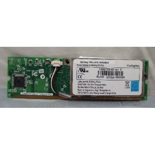 Ibm Battery Replacement - IBM 39R8804 IBM - SERVERAID-7K CONTROLLER COMPLETE WITH BATTERY