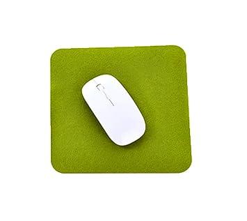 ZHOUGTRY - Cojín Antideslizante para ratón, de Fieltro de ...