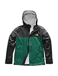 The North Face Men's Venture 2 Jacket - Primary Green & Primary Green - M